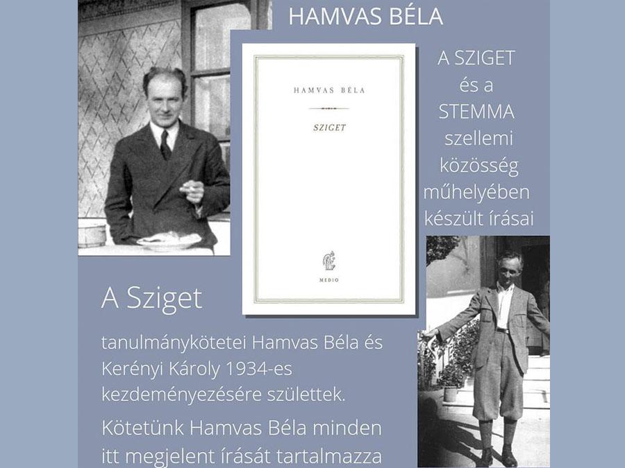 Megjelent a Hamvas Béla kiskönyvtár első két kötete!